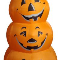 Large picture Inflatable Halloween pumpkin