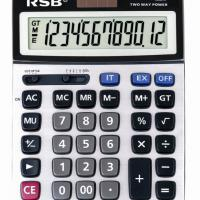 Large picture Dual power office calculator(RD-89000