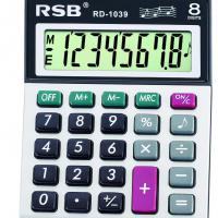 Large picture Music button office calculator(RD-1039)