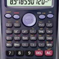 Large picture 240 FUNCTIONS SCIENTIFIC CALCULATOR