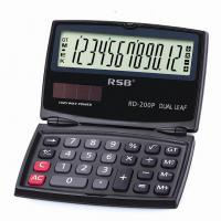 Large picture Dual leaf solar calculator(RD-200P)