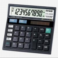 Large picture office use solar calculator