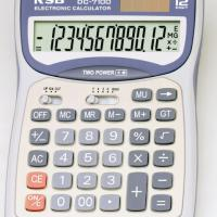 Large picture special design desktop calculator