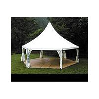 Large picture Hexagonal Tent