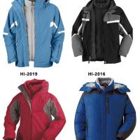 Large picture ski jacket