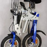 Large picture foldable bicycle(ERT-M)