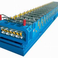 Large picture Double Layer Roll Forming Machine
