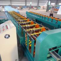 Large picture C Purlin Roll Forming Machine