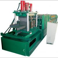 Large picture Z Purlin Roll Forming Machine