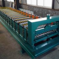 Large picture Corrugated Tile Roll Forming Machine