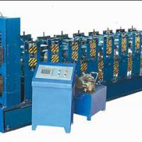 Large picture Double Layer Ridge Tile Roll Forming Machine