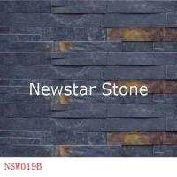 Large picture slate tiles suitable flooring with various colors