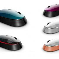 Large picture 2.4G wireless mouse