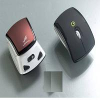 Large picture wireless laser mouse