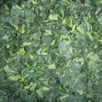 Large picture IQF spinach
