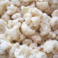 Large picture IQF cauliflower
