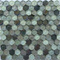 Large picture Glass mosaic Tiles
