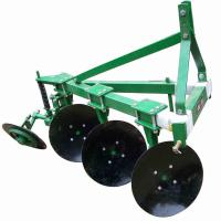 Large picture Disc plough match with tractor