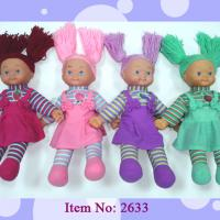 Large picture stuff dolls