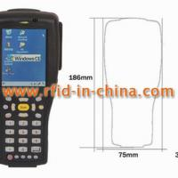 Large picture Industrial UHF RFID Handheld Reader DL770