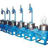 Large picture Pulley Type Continuous Wire Drawing Machine