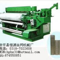 Large picture Welded Wire Mesh Machine