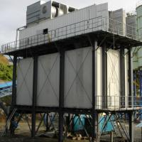 Large picture containerized ice-making plant