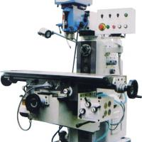 universal horizontal and vertical milling machine