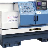 Large picture flat bed cnc lathe