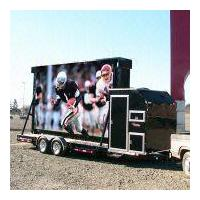 Large picture Mobile Full Color LED Display