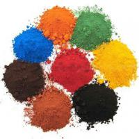 Large picture iron oxide pigment