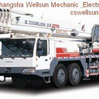 Large picture Zoomlion truck crane