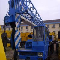 Large picture used crane used truck crane TADANO TL300F
