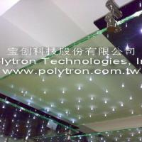 Large picture POLYMAGIC LED Glass
