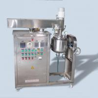 Large picture lab emulsifier