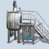 Large picture homogenizing machine
