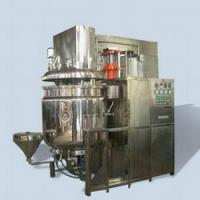 Large picture plaster making machine