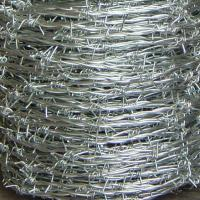 Large picture barbed wire