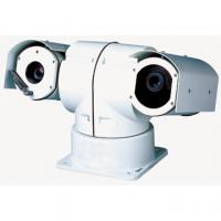 Large picture Outdoor Laser High Speed PTZ Camera--200Meters