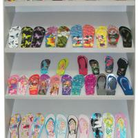 Large picture flipflops