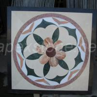 Large picture Medallion and pattern
