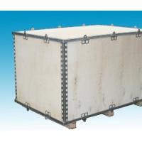 Large picture plywood box