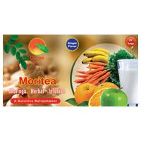 Large picture Moringa Ginger Tea