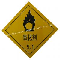 Large picture Reflective Sign Plate