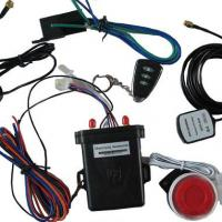 Large picture Motorcycle GPS/GSM Alarm & Tracking System