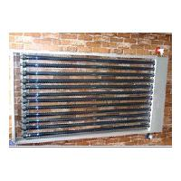 Large picture vacuum tube solar water heater