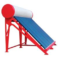 Large picture non pressure solar water heater