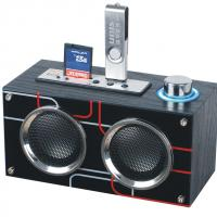 Large picture SD card speaker