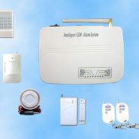 Large picture Wireless GSM Home Alarm System