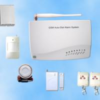 Large picture Wireless GSM Home Alarm with home appliance contro